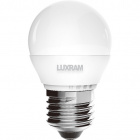 Light Bulb E27 (thick) Ball HIVISION LED 6.5W 6400K 806lm White-A++