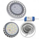 Light Bulb G53 AR111 POWER LED driver 12V 15W 3000K 5500cd 36°-A