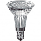 Light Bulb E14 (thin) PAR16 MULTILED 0.8W 4000K 20°Chrome