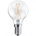 Light Bulb E14 (thin) Ball VALUE CLASSIC LED 2W 2700K 200lm -A++