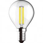 Light Bulb E14 (thin) Ball VALUE CLASSIC LED 4W 2700K 400lm -A++