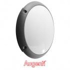 Wall Lamp TWIN IP65 1xE27 H.11,8xD.36,5cm Grey