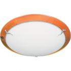 Plafond HYERES round 2xE27 H.12xD.40cm Cherry/White