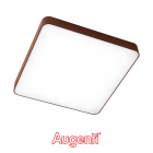 Wall Lamp ALTAIR square IP65 1x16W LED 1900lm 3000K L.28xW.28xH.3,5cm Rust