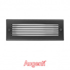 Recessed Wall Lamp RECTA IP65 1xE27 L.27xW.10,5xH.10cm Anthracite