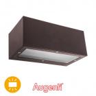 Wall Lamp GIULIA IP65 1xE27 L.20,5xW.11xH.8,2cm Rust