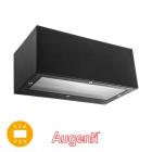 Wall Lamp GIULIA IP65 1xE27 L.20,5xW.11xH.8,2cm Anthracite