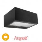 Wall Lamp TECNO IP44 1xR7S 78mm L.17,5xW.11xH.7cm Anthracite