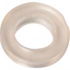 Transparent washer 0,35xD.1,5cm