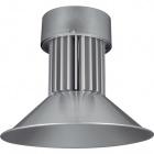High Bay BRONX 1x100W LED 8000lm 3000K 120° H.41xD.41cm Silver