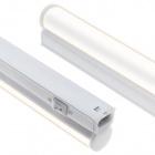 Under Cabinet Light AXINITE 90cm with switch 1x12W LED 1080lm 4000K L.90xW.2xH.3,7cm White