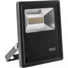 Floodlight TRENT IP65 1x10W LED 700lm 3000K L.11,8xW.4,1xH.13,5cm Black