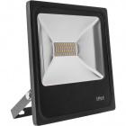 Floodlight TRENT IP65 1x30W LED 2100lm 6400K L.22,5xW.5xH.23,5cm Black