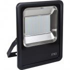 Floodlight TRENT IP65 1x150W LED 8300lm 6500K 120° L.32,5xW.8,5xH.44cm Black