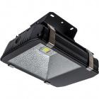 Floodlight CURIE IP65 1x100W LED 11000lm 6500K L.37,5xW.29,5xH.22cm Black