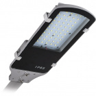 Wall Lamp PASTEUR IP65 1x30W LED 3600lm 6000K L.14,5xW.38,5xH.5,5cm Grey