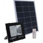 Solar Floodlight JUNOT IP66 1x150W LED 2400lm 6500K L.33,5xW.11xH.29cm Black (2cx)