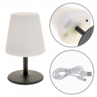 Table Lamp BIA IP44 1x1W LED 90lm 3000K H.26,5xD.16,5cm Anthracite