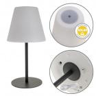 Table Lamp BINA IP44 1x6,4W LED 800lm 3000K H.54xD.27,5cm Anthracite