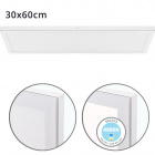Surface Mounted Panel VOLTAIRE 30x60 36W LED 2880lm 4000K 120° W.60xW.30xH.2,3cm White