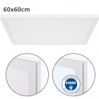 Surface Mounted Panel VOLTAIRE 60x60 48W LED 3840lm 6400K 120° W.60xW.60xH.2,3cm White
