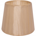 Lampshade AUSTRALIANO round & conic with clamp H.10 D.12cm Beije