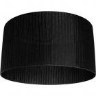 Lampshade NEOZELANDÊS round large M10 (lira) H.30xD.57cm Black