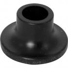 Black plastic level 2,7xD.2,8cm