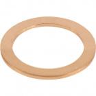 Brass gold ring D.26mm