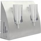 Wall Lamp DORA 2xG4 12V L.22xW.6xH.17cm Satin Nickel