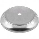 Iron table lamp base 1,8xD.12cm (forging)