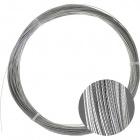 Cabo aço zincado 1,0mm 19 fios (CRD1)