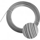 Cabo aço zincado 3,0mm 19 fios (CRD*3X19)