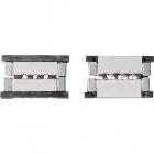 Conector FITA/FITA LED 10mm n/estanque p/ 4,4W RGB