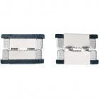 Conector FITA/FITA LED 8mm n/estanque p/ 4,8W