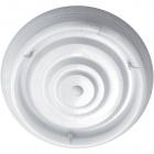 Plafond CIRCE round with nail 1xG10q T9 circ. H.9xD.46cm White