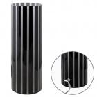 Table Lamp TOROPI 1xE27 H.30xD.10cm Glass Black/White