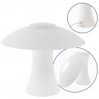 Table Lamp HERNER 1xE14 H.28xD.34cm Glass Mate