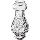 Glass column 14xD.6cm hole 2,0cm transparent