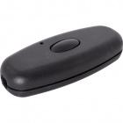 Regulador de mão 230V 10-150W preto 027503