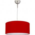 Pendant Light PLANETÁRIO 1xE27 H.Reg.xD.35cm Red