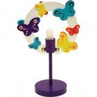 Table Lamp PRIMAVERA 1xG4 12V L.14,5xW.27xH.41cm Multicolors