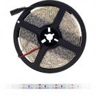 *Fita LED 12Vdc 9.6W/m 120LED/m 4000K IP65 5m/rolo