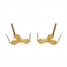 Brass knot cm 3 pinos (bag 1000pc)