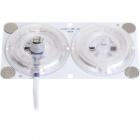 Módulo LED MAGNETIC 24W (2x12W) 4000K Branco