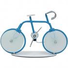Table Lamp PASSEIO 2xE14 L.37xW.14xH.24cm Blue