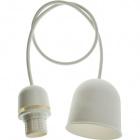 Pendant Light PN 1xE14 H.Reg.xD.7cm White (019355)