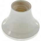 Ponto de luz E27 direito branco 033804