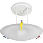 Ceiling Lamp RUBINA 2xE27 H.21xD.30cm Multicolors