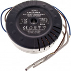 Transformador AC/AC 80-250W 230/12Vac circular pr
